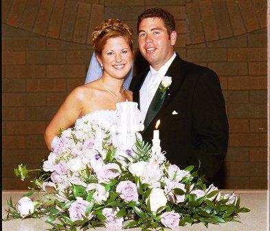 Brian and Lisa 2003